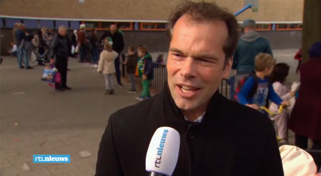 William van Rossum - Interview - RTL news
